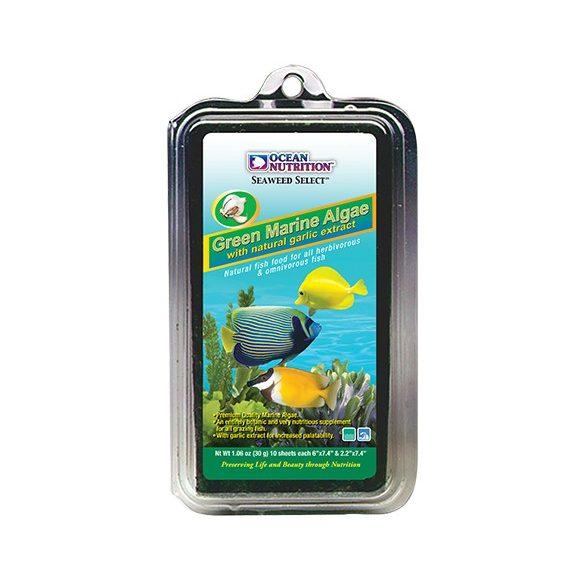 Ocean Nutrition Green Marine - algalap (Fokhagymával és csipesszel) 30g
