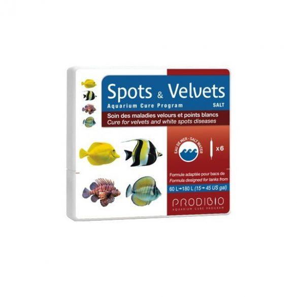 Prodibio Spots and Velvets ampullacsomag