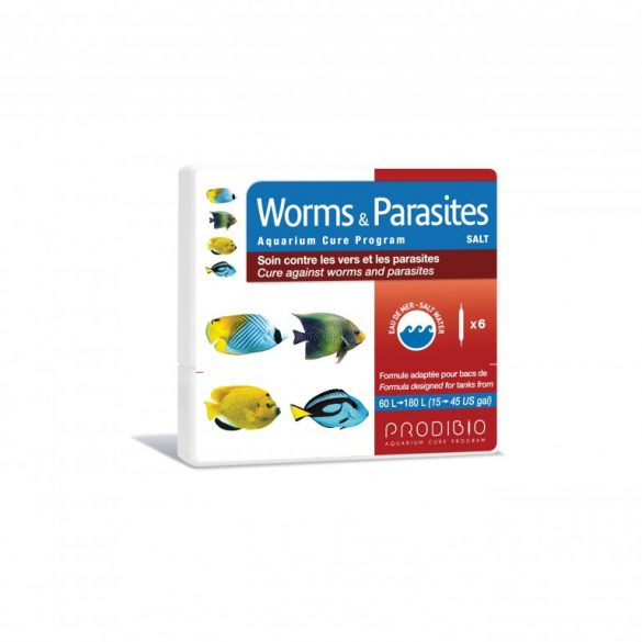 ProdiBio Worms and Parasites ampullacsomag