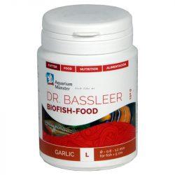 Dr. Bassleer Bio haltáp - Garlic pellet L 150g