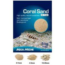 Aquamedic Coral Sand 0-1 mm-es aljzat 5kg