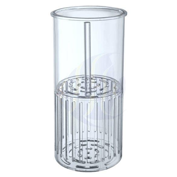 Grotech szűrőanyagtartó pohár