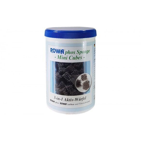 ROWAPhos Sponge Mini Cubes 1000ml - foszfátmegkötő szivacskockák