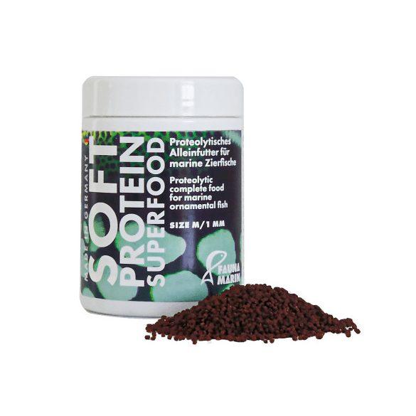 Fauna Marin Soft Protein Superfood- 150g granulált fehérjés haltáp