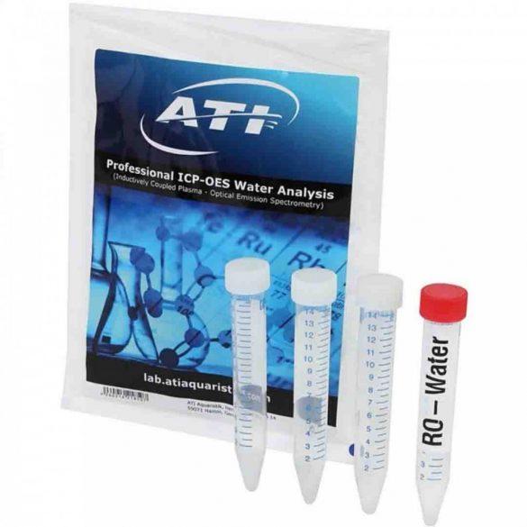 ATI ICP-OES teszt csomag