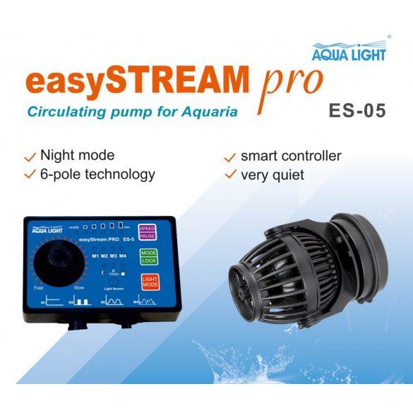 AquaLight Easy Stream PRO Áramoltató ES-05 - 10W/4000 l/h