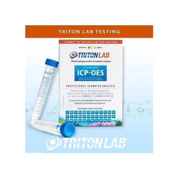 Triton ICP-OES teszt csomag
