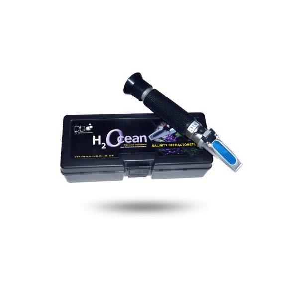 DD - H2Ocean refractometer - sótartalom mérő