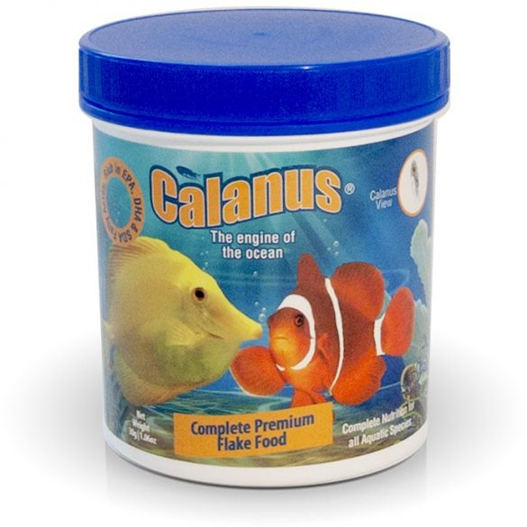 Calanus Flake 30g - lemezes haleledel