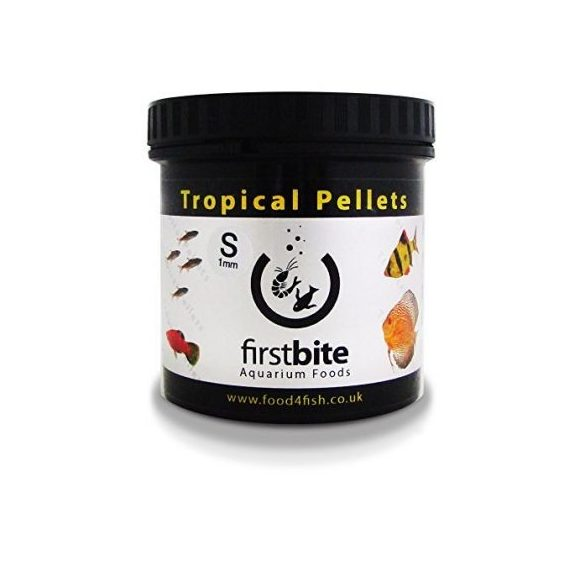 First Bite Tropical Pellets