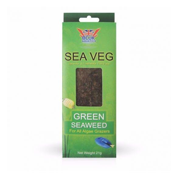Sea Veg Zöldalga lapok - 21g