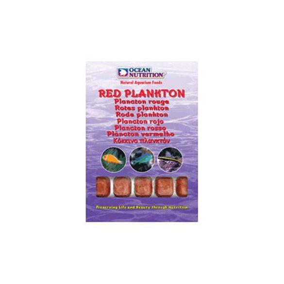 Ocean Nutrition Red Plakton 100gr bliszteres - Vörös plankton fagyasztott eledel
