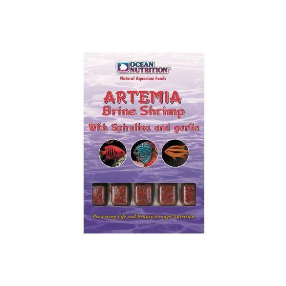 Ocean Nutrition Artemia fokhagymával és spirulinával 100gr bliszteres