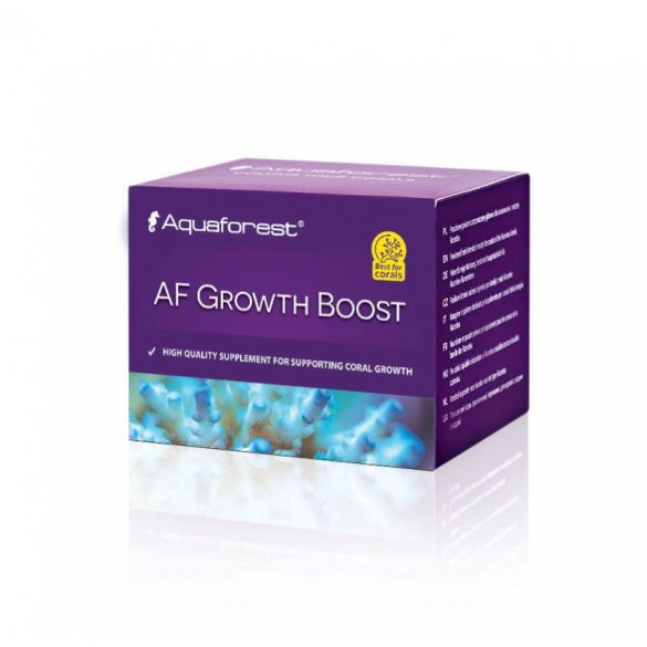 Aquaforest Growth Boost 35g -koralltáp
