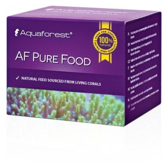 Aquaforest Pure Food 30g -koralltáp