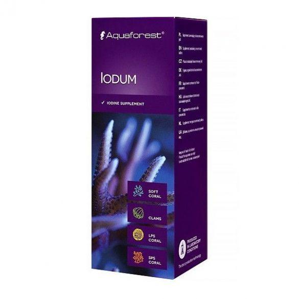 Aquaforest Iodum (jód) 10ml
