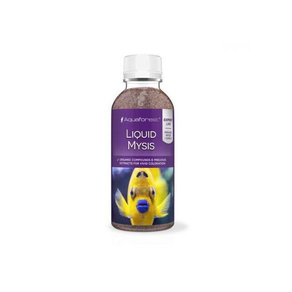 Aquaforest Liquid Mysis - folyékony eledel 200ml