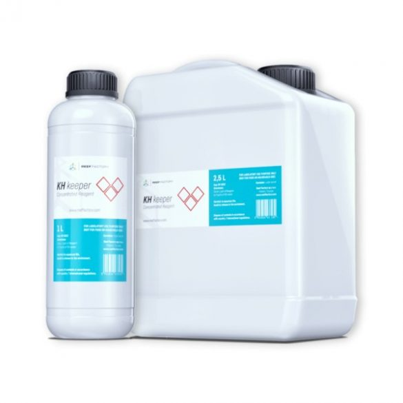 Reef Factory KH Keeper - reagens koncentrátum 1 liter