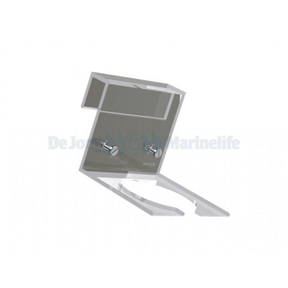 Vertex Előszűrőzsák tartó 100ml-s -  titán csavarokkal 11cm