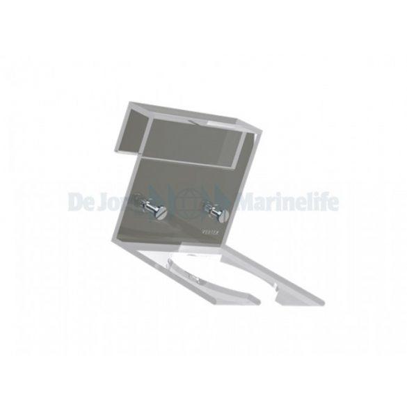 Vertex Előszűrőzsák tartó 160mm-s -  titán csavarokkal 18cm