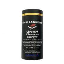 Coral Essentials - Black Label Nano 3x15ml (Vibrance+, Chroma+, Energy+)