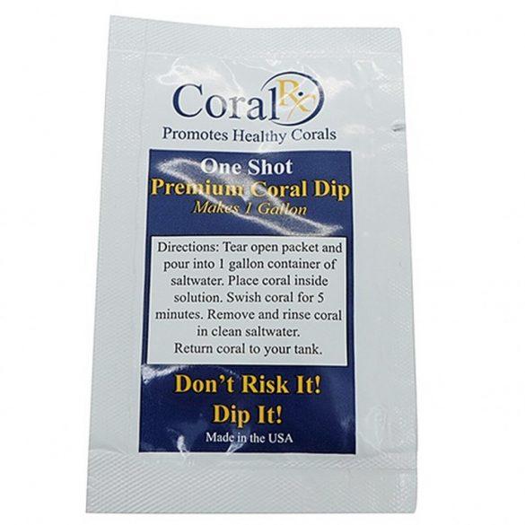 Coral RX Pro One Shot - gyorsfürdető (1 fürdetéshez)