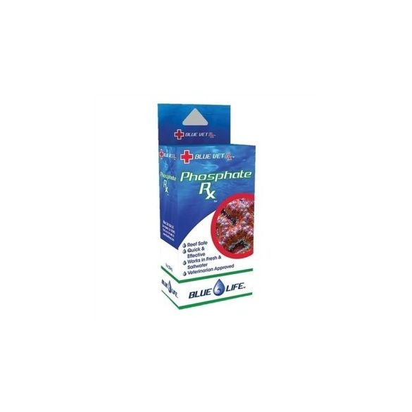 Blue Life Phosphate Rx 30ml - foszfátcsökkentő