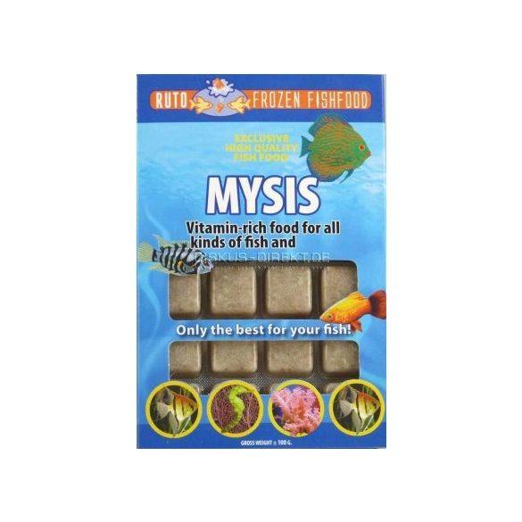Ruto Mysis 100 g fagyasztott eledel