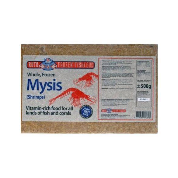 Ruto Mysis 500g táblás fagyasztott haleledel