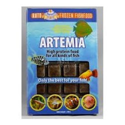 Ruto Artemia 100gr - 24 kocka fagyasztott eledel
