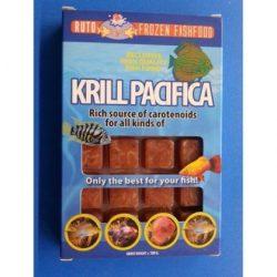 Ruto Krill Pacifica 100gr - 24 kocka fagyasztott eledel