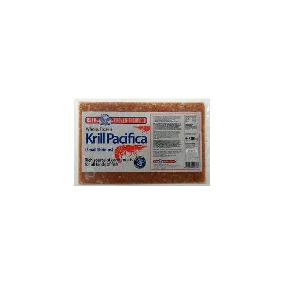 Ruto Krill 500g táblás fagyasztott haleledel