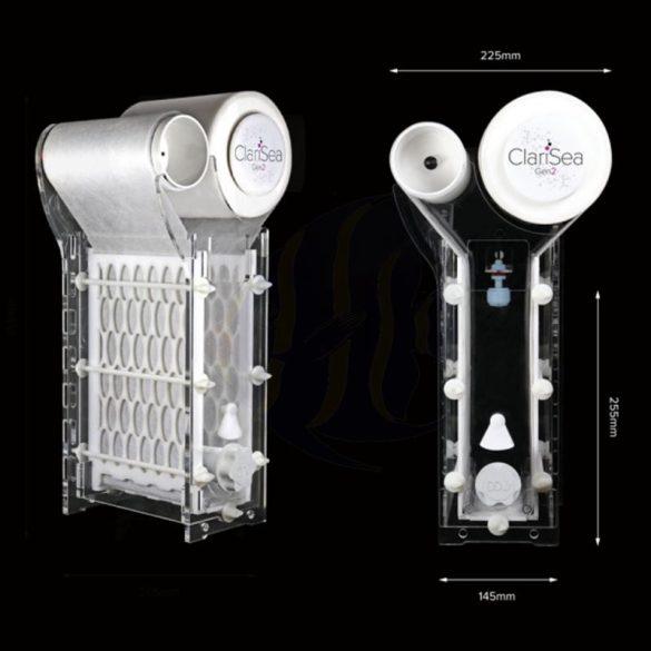ClariSea SK-3000M mechanikus előszűrő (manuális)