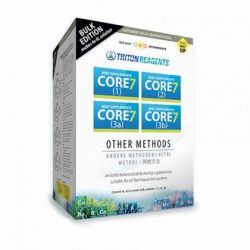 Triton Core7 Other Method Reef Supplements BULK EDITION 4x4l