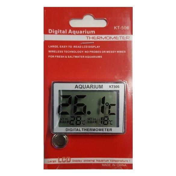 Digitális akváriumi hőmérő