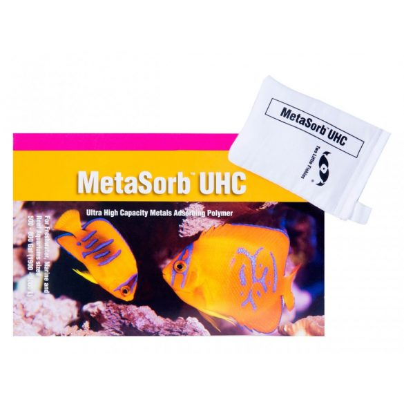 Two little fishes - Metasorb UHC - nehézfém megkötő 1900-3000 liter